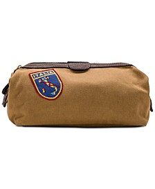 Canvas Patch Travel Case