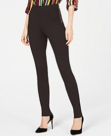 INC High-Waist Skinny Pants, Created for Macy's