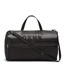 DKNY Trademark Duffle