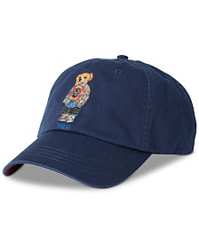 Polo Ralph Lauren Men's Chino Polo Bear Hat