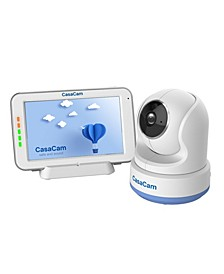 "Baby Monitor with 5.0"" Display"