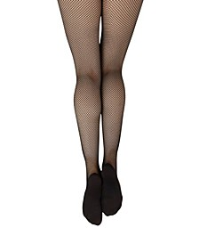 Little and Big Girls Professional Fishnet Seamless Tight