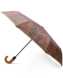 Patricia Nash Bark Leaves Magliano Umbrella