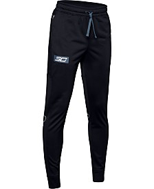 Under Armour Big Boys Stephen Curry SC30 Performance Warm-Up Pants