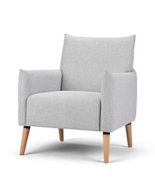 Keenan Accent Chair, Quick Ship