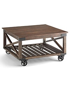 Harding Large Coffee Table, Quick Ship