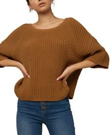 O'Neill Juniors' Sanchez Ribbed Sweater