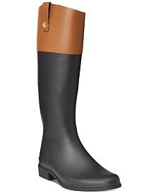 Lauren Ralph Lauren Barnes Rain Boots