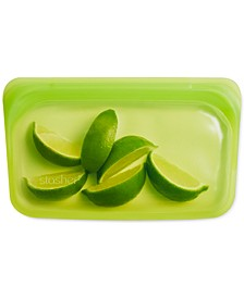 Stasherbag Reusable Snack Bag, Lime