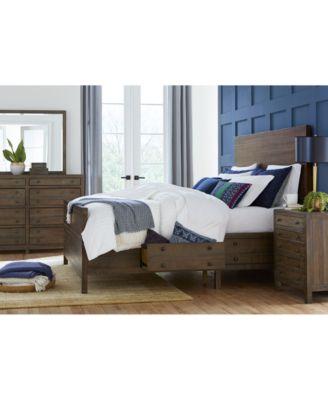 Edinburgh Storage King Bedroom Furniture, 3-Pc. Set (King Bed, Nightstand & Chest)