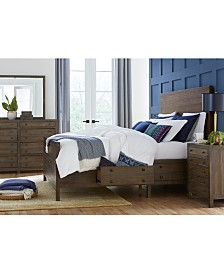 Edinburgh Storage Bedroom Furniture Collection