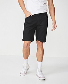 Men's Roller Denim Shorts