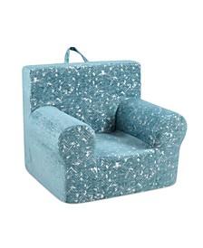 Kangaroo Trading Co. Weston Kid's Grab-N-Go Foam Chair, Limerick Pool