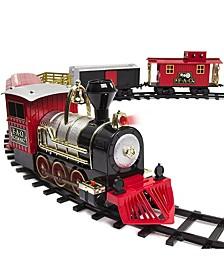 Train Set Motorized with Sound