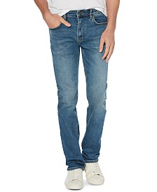 Original Penguin Men's Slim-Fit Haze Denim Jeans