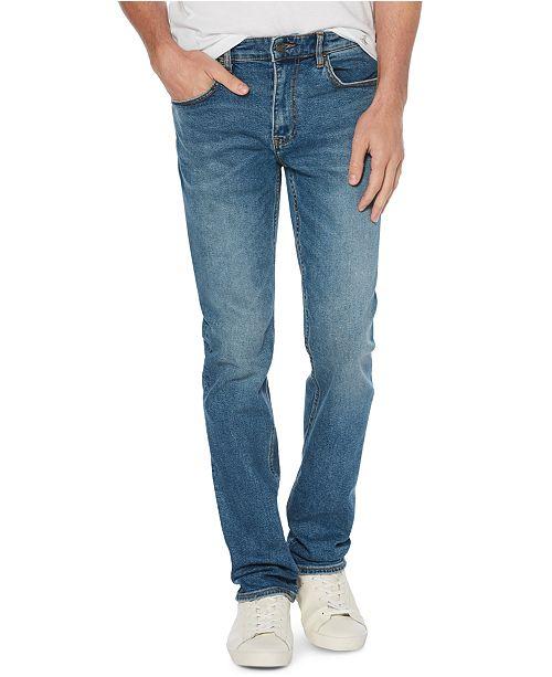 Original Penguin Men's Slim-Fit Haze Denim Jeans