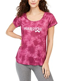 Tie-Dye Warrior T-Shirt, Created for Macy's