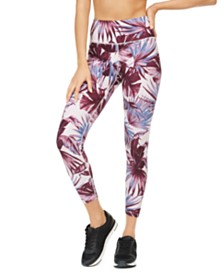 Calvin Klein Performance Lush Printed Leggings