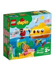 LEGO  Submarine Adventure 10910