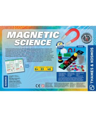 Thames and Kosmos Magnetic Science Science Kit