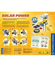 Thames and Kosmos Solar Power