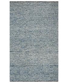 Eleanora LRL6503A Blue 4' X 6' Area Rug
