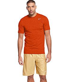 Nike Separates, Nike Swoosh Tee and Zone Mesh Shorts