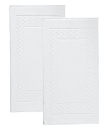 Enchante Home Enchasoft Turkish Cotton 2-Pc. Bath Mats