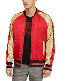 Men's Satin Panther Jacket