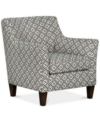 Juliam Fabric Accent Chair, Created for Macy's
