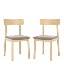 Lizette Retro Dining Chair (Set Of 2), Quick Ship