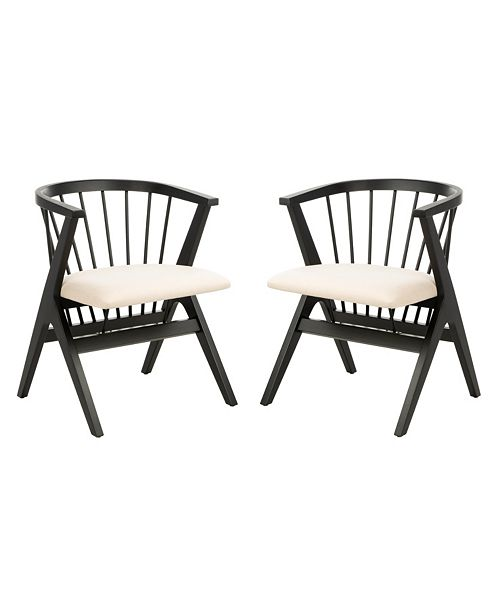 Safavieh Noah Spindle Dining Chair (Set Of 2)