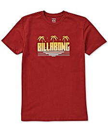 Billabong Big Boys Logo-Print Cotton T-Shirt