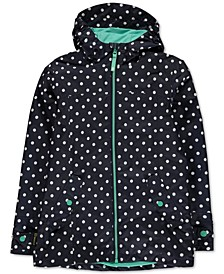 Girls' Coast Waterproof Jacket from Eastern Mountain Sports