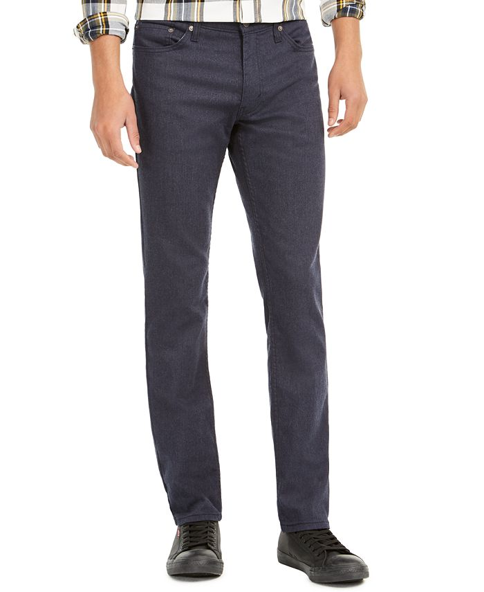 Levi's - Men's 511™ Slim-Fit Stretch Twill Jeans