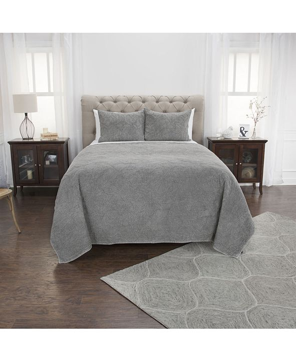 Rizzy Home Riztex USA Anthony Queen Quilt