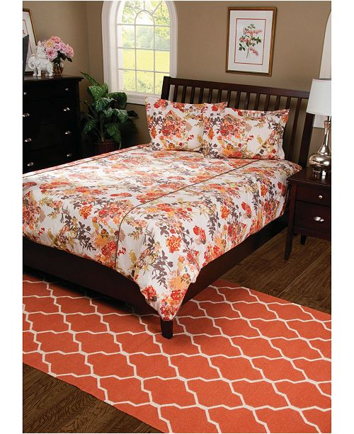 Riztex USA Rosemarie Queen 3 Piece Comforter Set