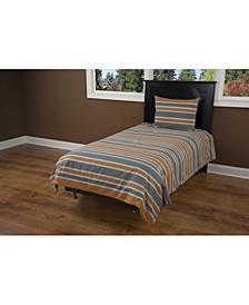 Hudson Full/Queen 3 Piece Comforter Set