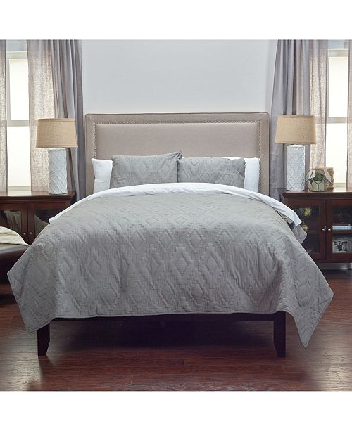 Rizzy Home Riztex USA Tapper Quilt Collection