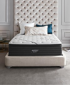 "Beautyrest Black L-Class 15.75"" Medium Firm Pillow Top Mattress - Queen"