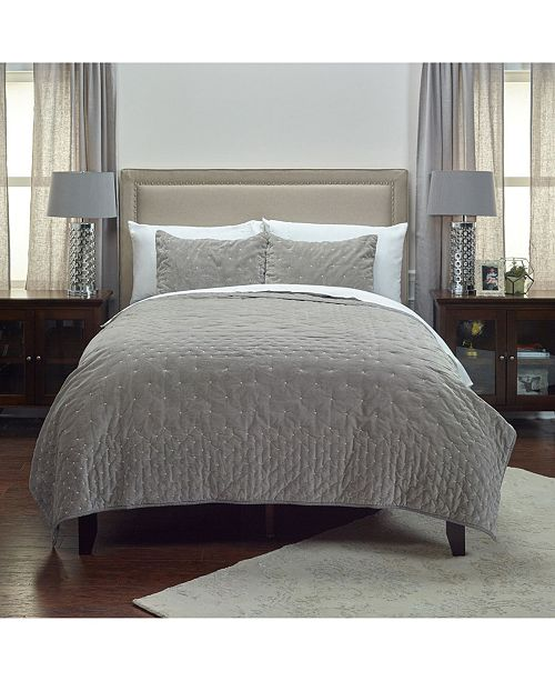 Rizzy Home Riztex USA Giavonna Quilt Collection