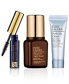 Choose your Free 3pc gift with $75 Lauder purchase!
