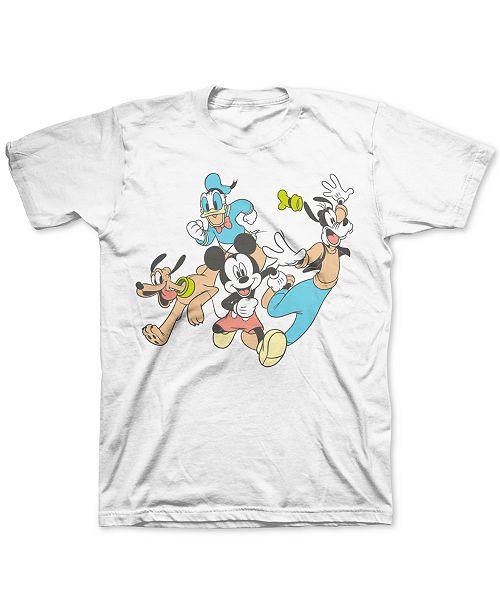 Disney Little Boys Crew T-Shirt