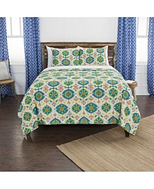 Riztex USA Franky Queen 3 Piece Quilt Set