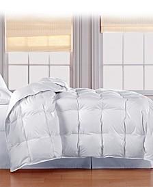 240 Thread Count Down Fiber Comforter, Twin