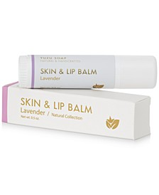 Skin & Lip Balm - Lavender, 0.5-oz.