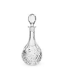 Chateau Vintage Crystal Wine and Liquor Decanter