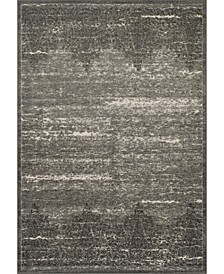 """Logan Lo2 Pewter 7'10"""" x 10'7"""" Area Rugs"""