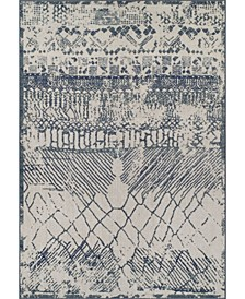 "CLOSEOUT! Logan Lo8 Denim 7'10"" x 10'7"" Area Rugs"