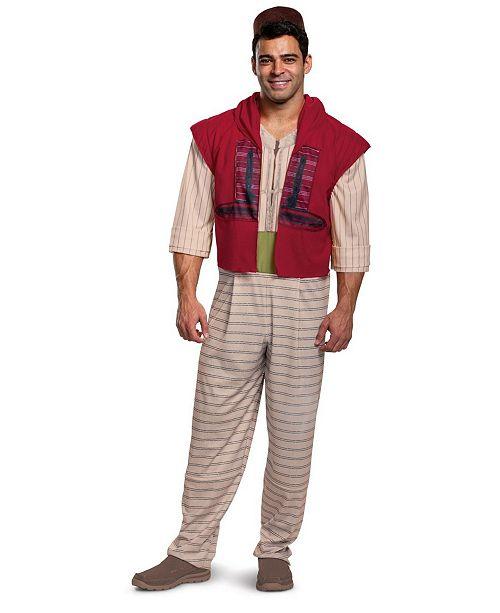 BuySeasons Men's Aladdin: Aladdin Deluxe Adult Costume